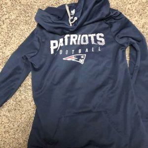 Patriots Sweatshirt (size small)